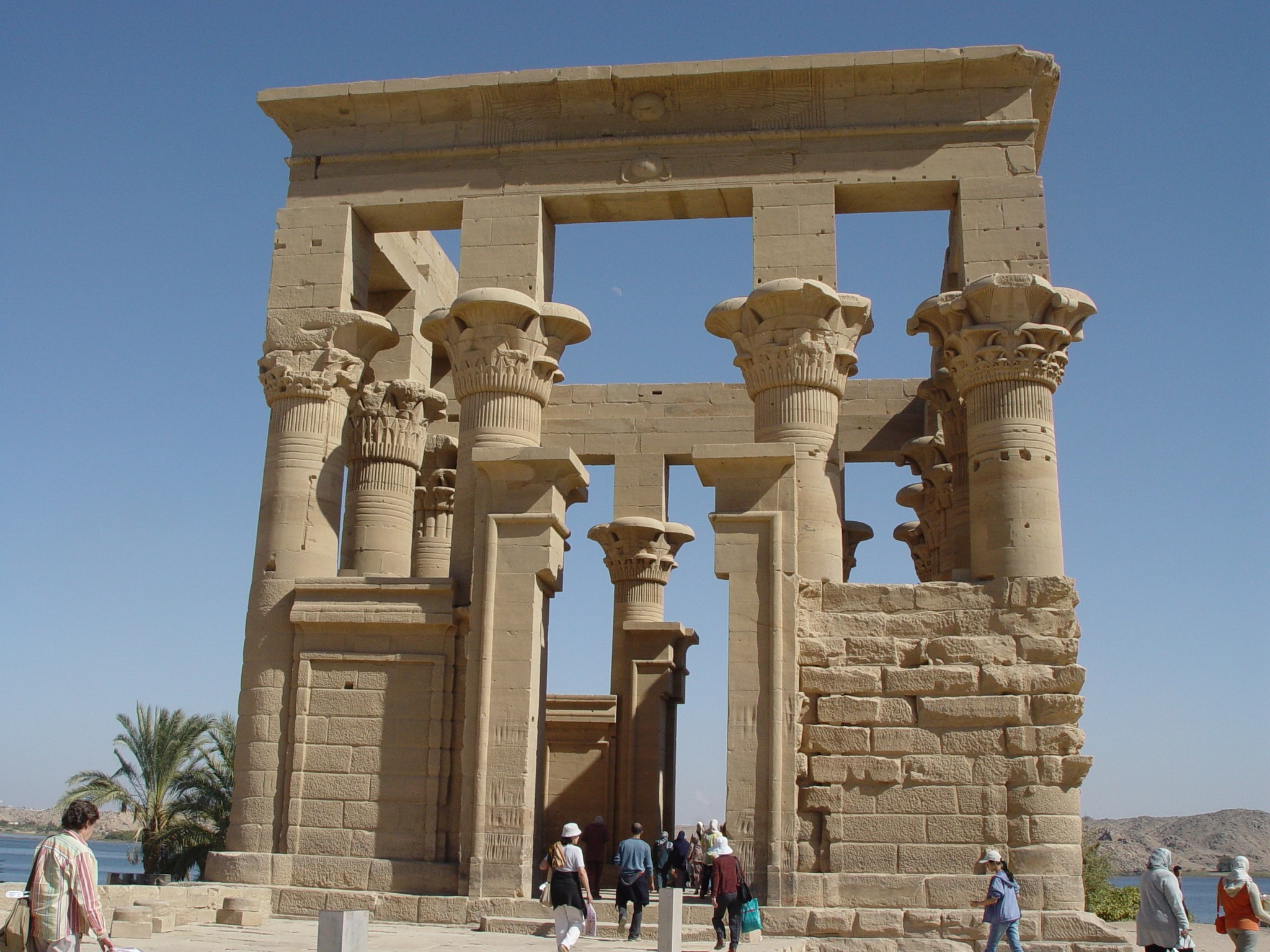 Ancient Egyptian Architecture Columns Pillars Of Ancient Egypt