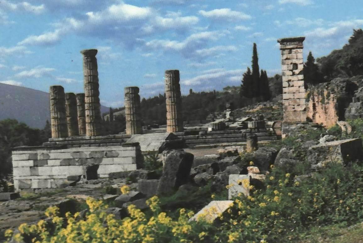 04-01 Delphi Ruins