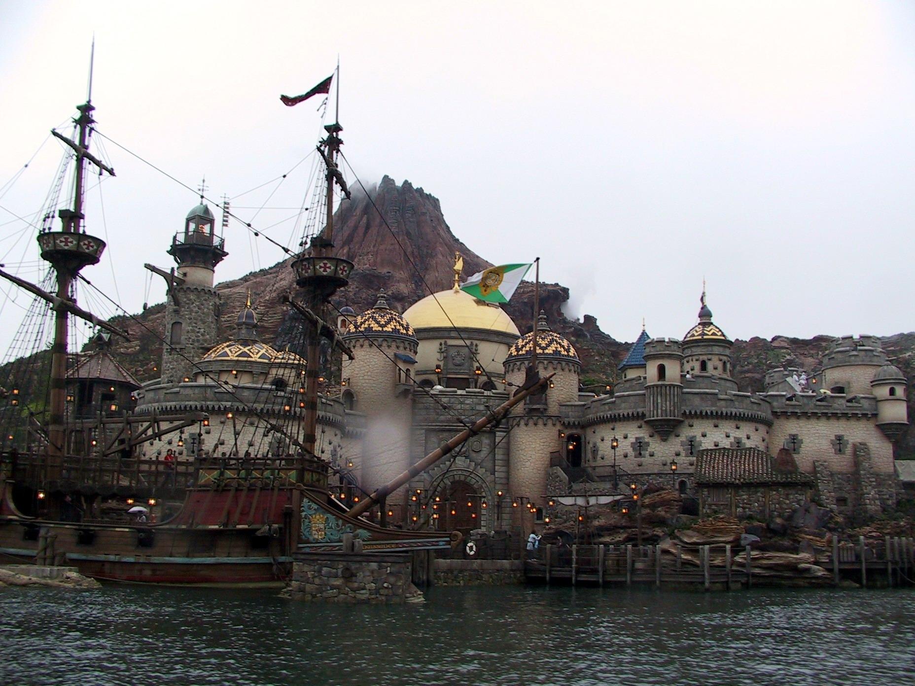 Tower of Terror (Tokyo DisneySea) | Disney Wiki | FANDOM