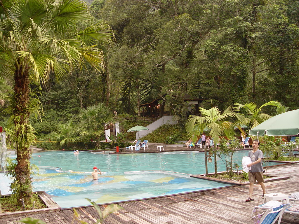 2006 9 11 13 A Swimming Pool But We Did Not Swim There
