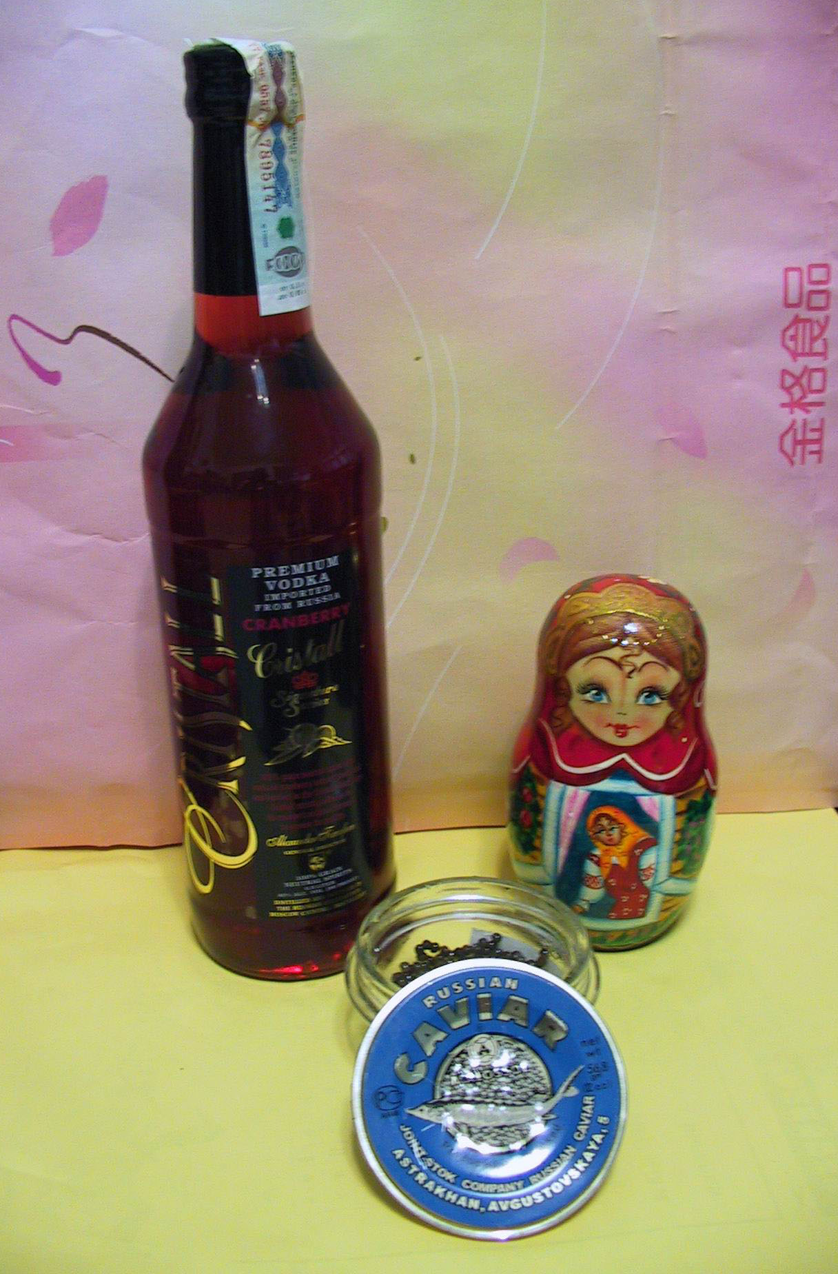 Russian Products How Can 108
