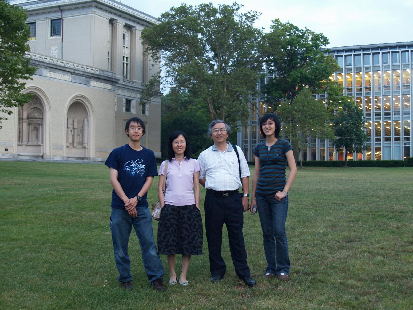 Carnegie Mellon Visit Tour